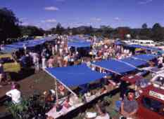 Country Markets, Atherton Tableland, Tropical North Queensland